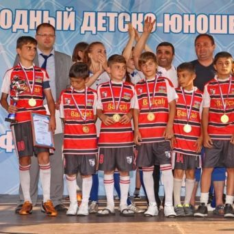 Награждение  Petersburg Cup 2013